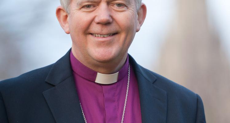 New pastoral relationship with the Bishop of Salisbury