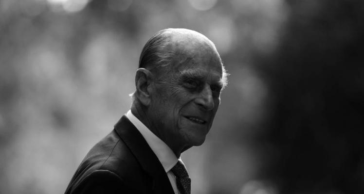 The death of HRH The Duke of Edinburgh