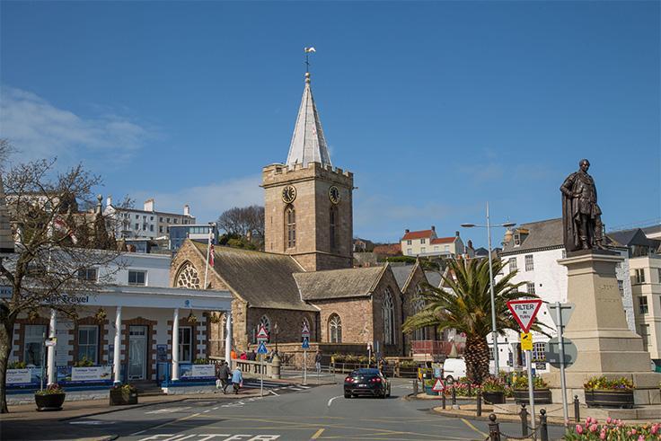 Town Church Gallery Row