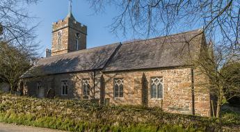 St Andrew Church Panel