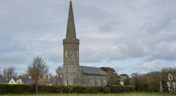 Torteval Church Panel