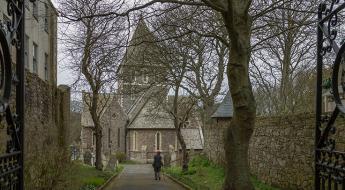 Alderney Church Panel